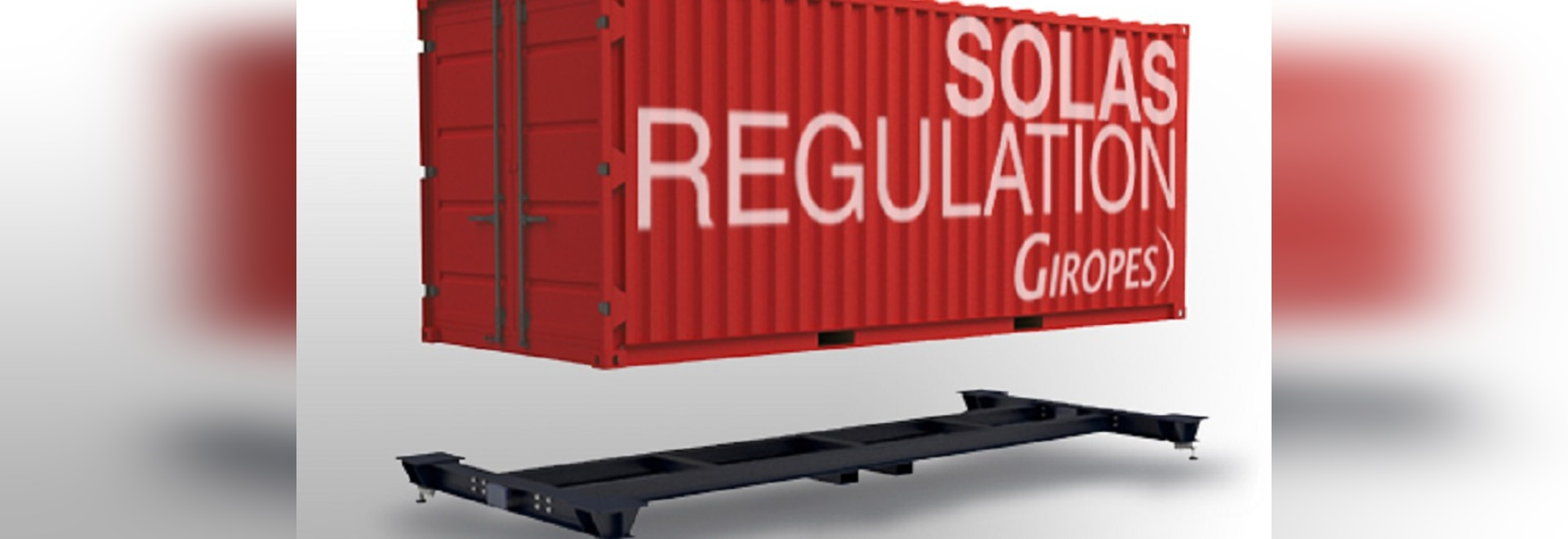 Solutions for container WEIGHING