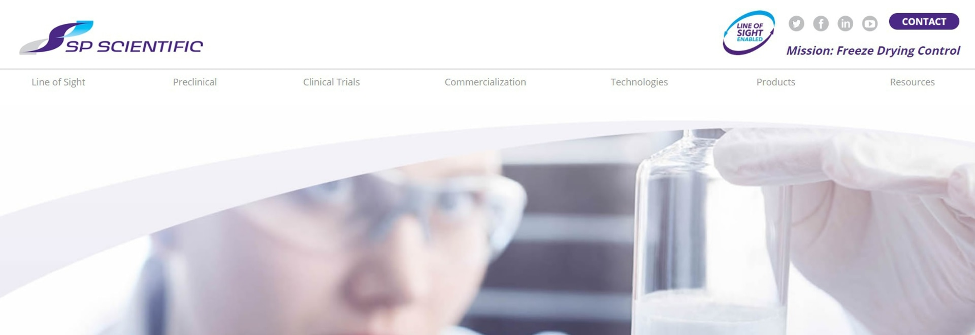SP Scientific Launches New Microsite Highlighting Its Line of Sight Approach