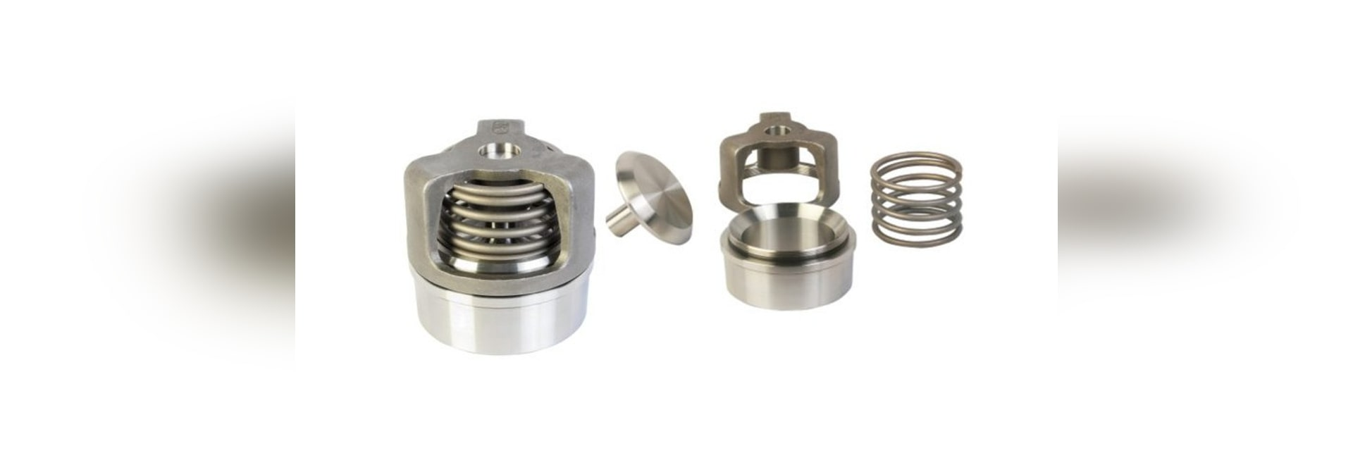 Spherical Valves for a Wide Variety of Pumps