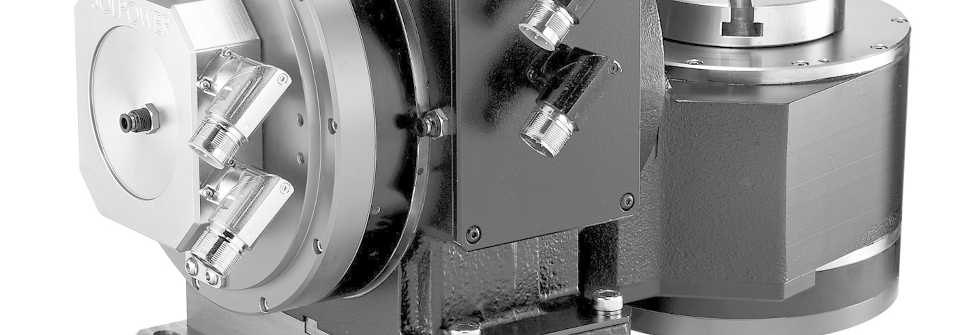 tableIP67 rated direct drive rotary servo