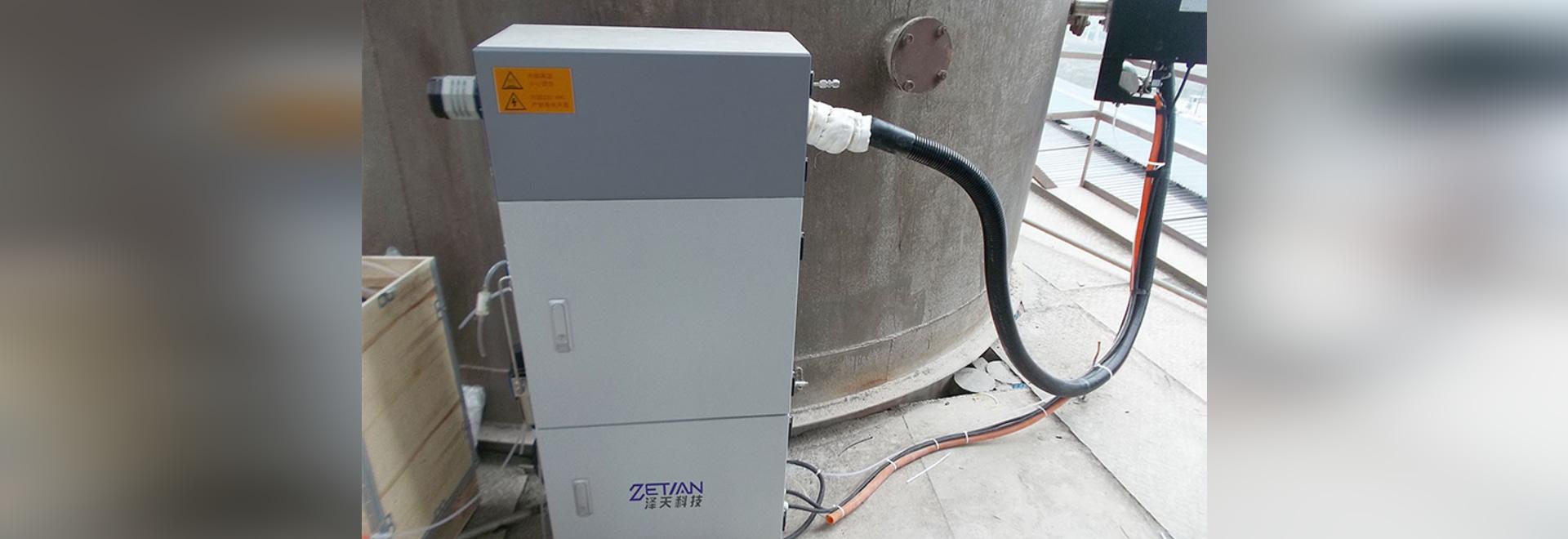 TDLAS ammonia slip online monitoring in DeNOX process