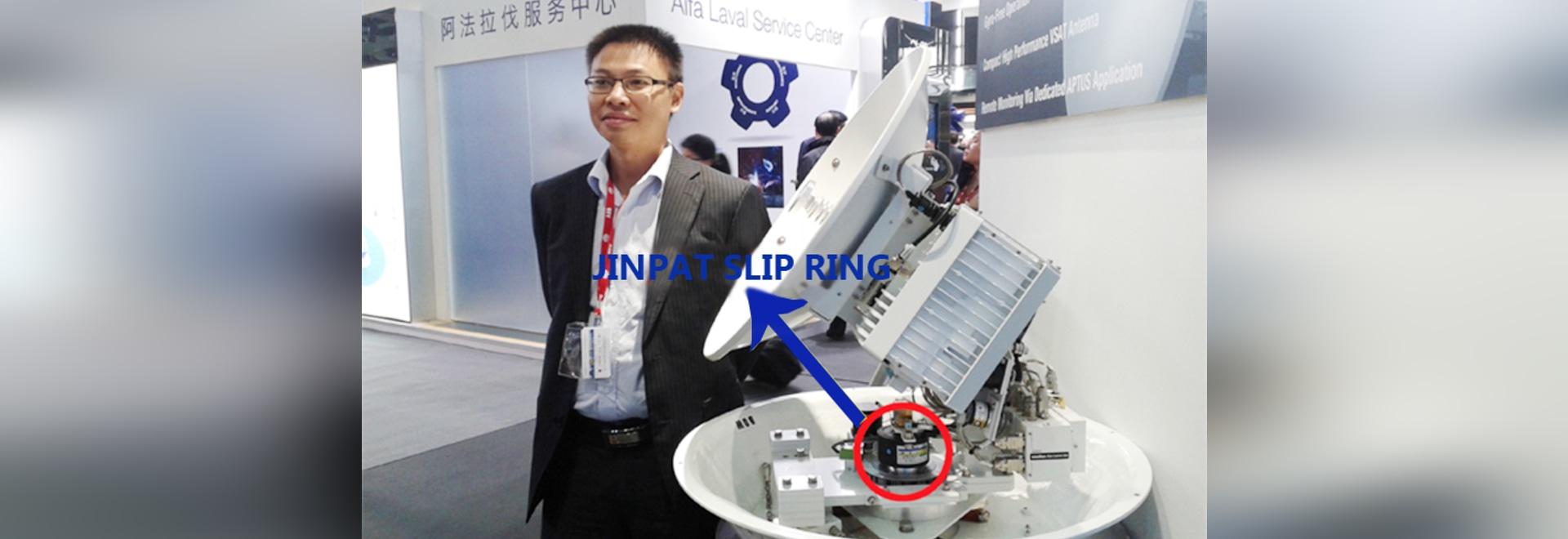 Technical Breakthrough  In Radar Slip Ring