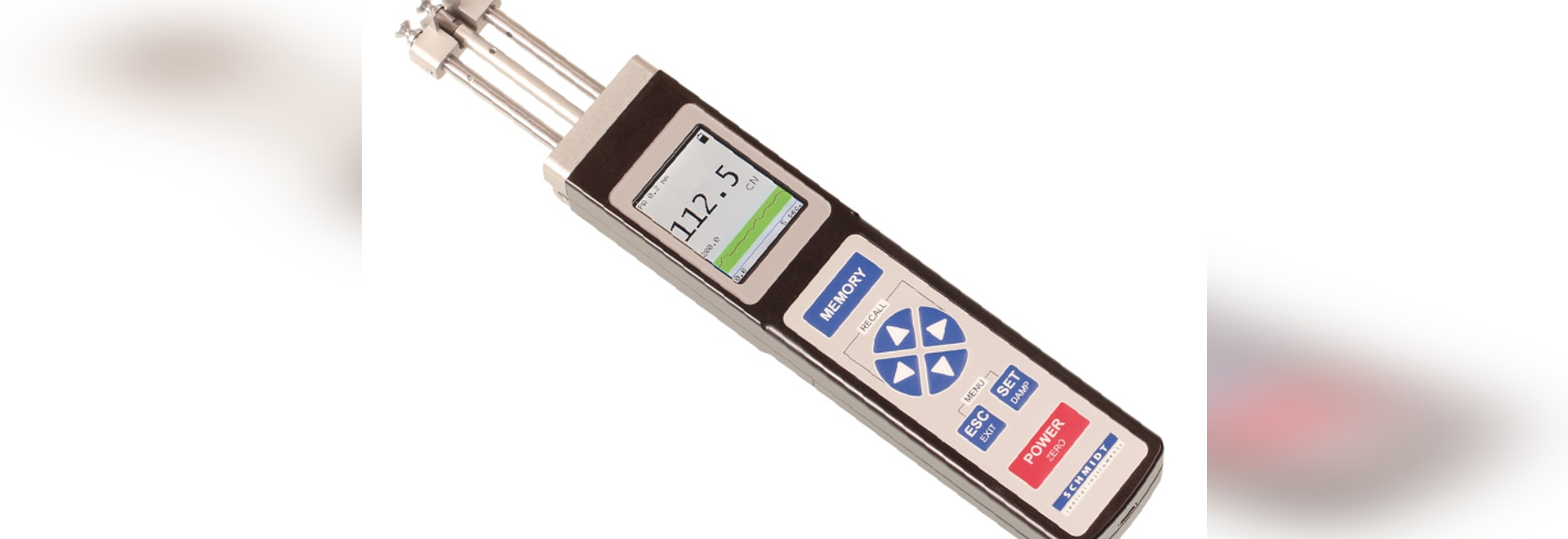 Tension Meter ETX with graphic display