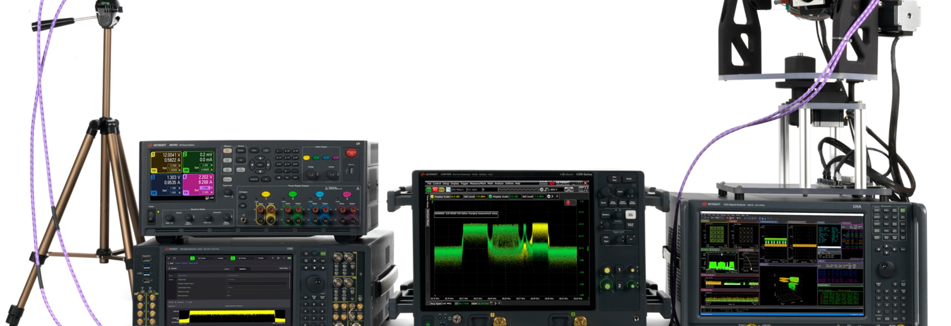 These Microwave Signal Generators are Ready for 5G