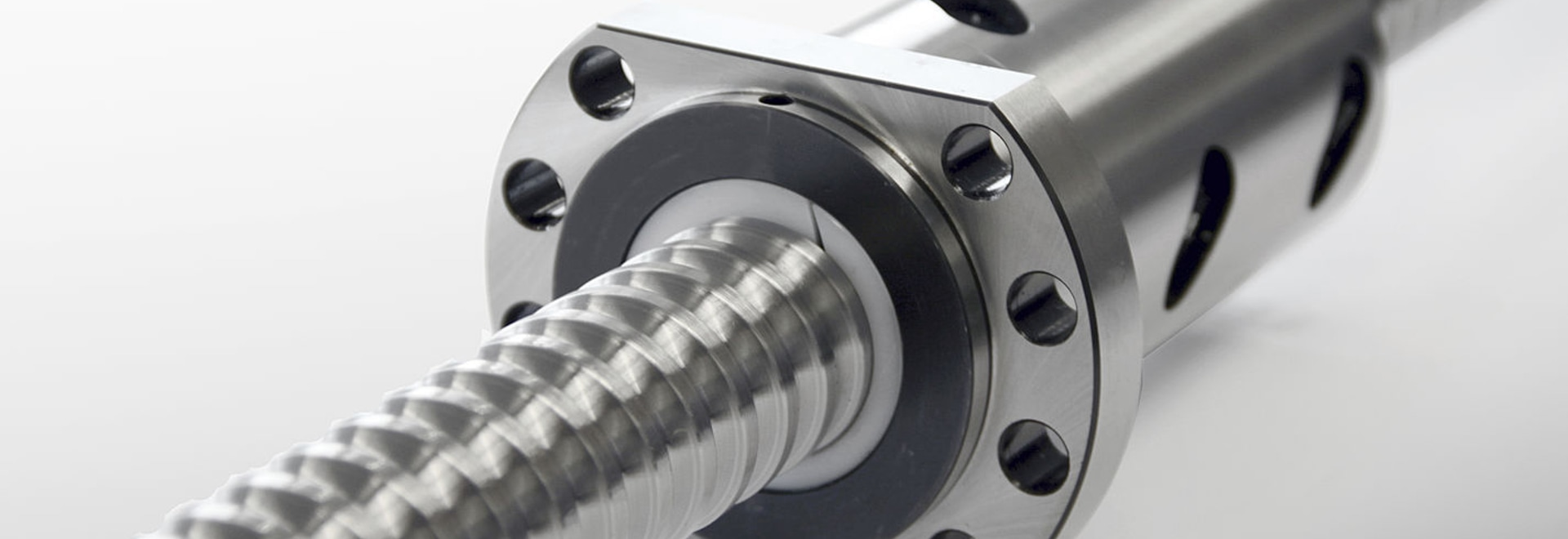 Thomson High Load Ball Screws – Motion Control Solution With Higher Density