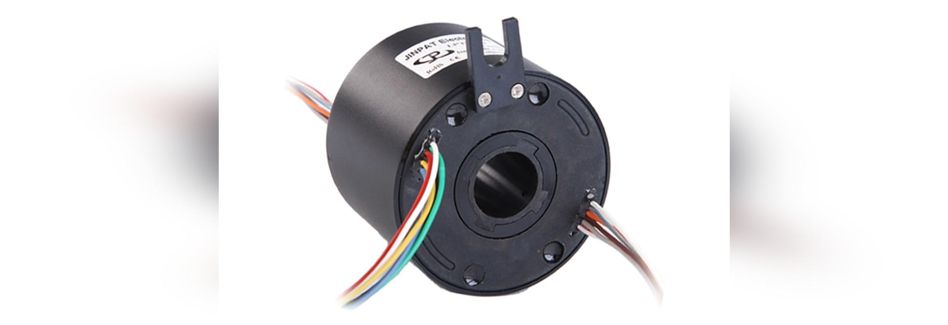 Through Bore Signal Module Slip Ring
