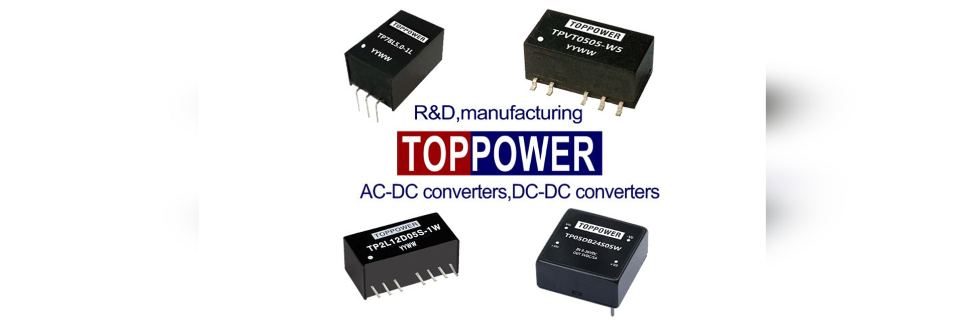 Dc Dcac Converters Manufacturer Toppower Guangzhou Ac Converter Circuit Is A Leading Of Convertersac