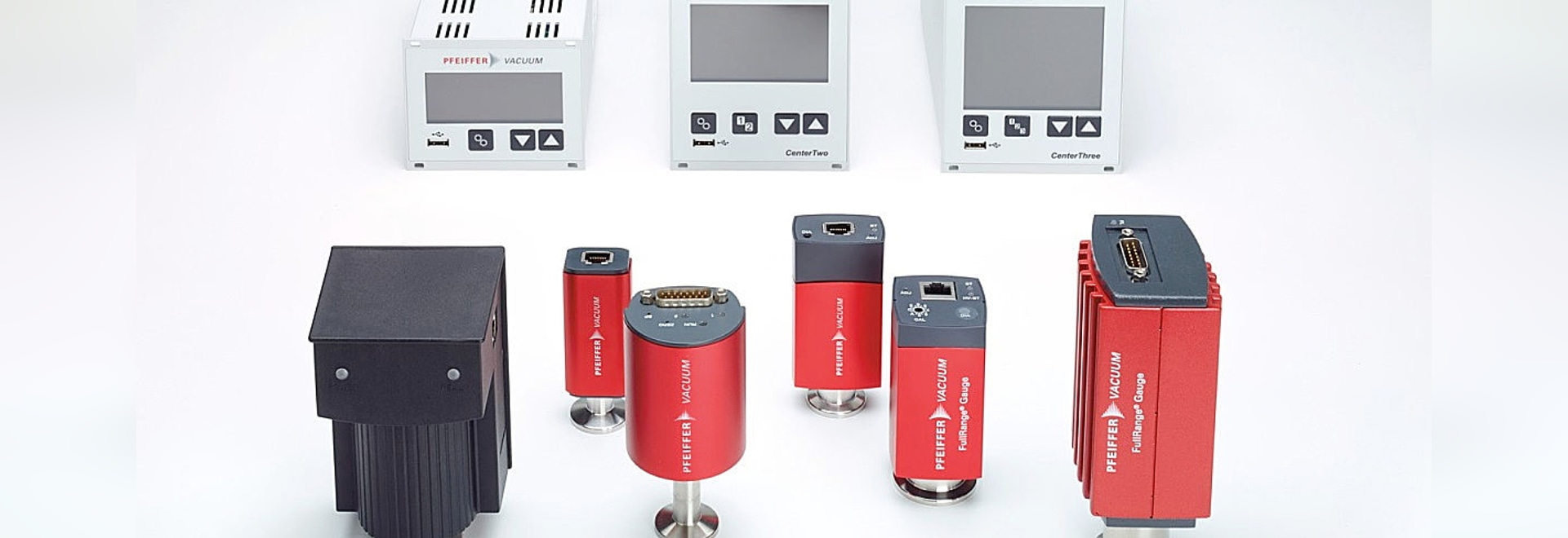 Total pressure measurement equipment from Pfeiffer Vacuum expands to include a new addition