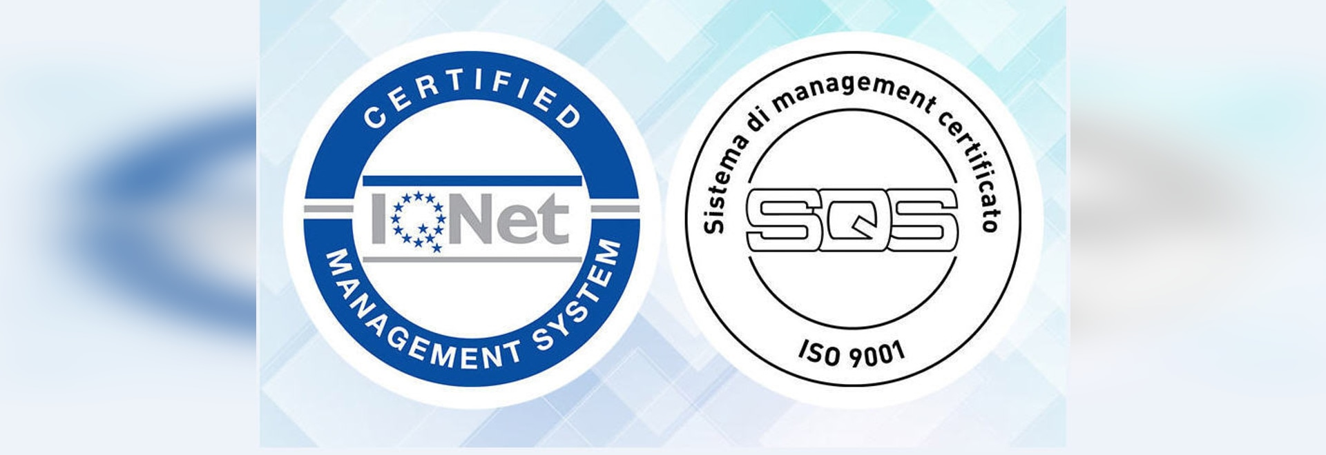 TSM SENSORS S.R.L. gains its ISO 9001:2015 certification