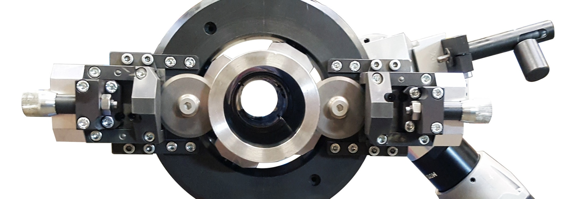 TTS-NG – Orbital Tube Cutting & Beveling | Split-frame clamshells