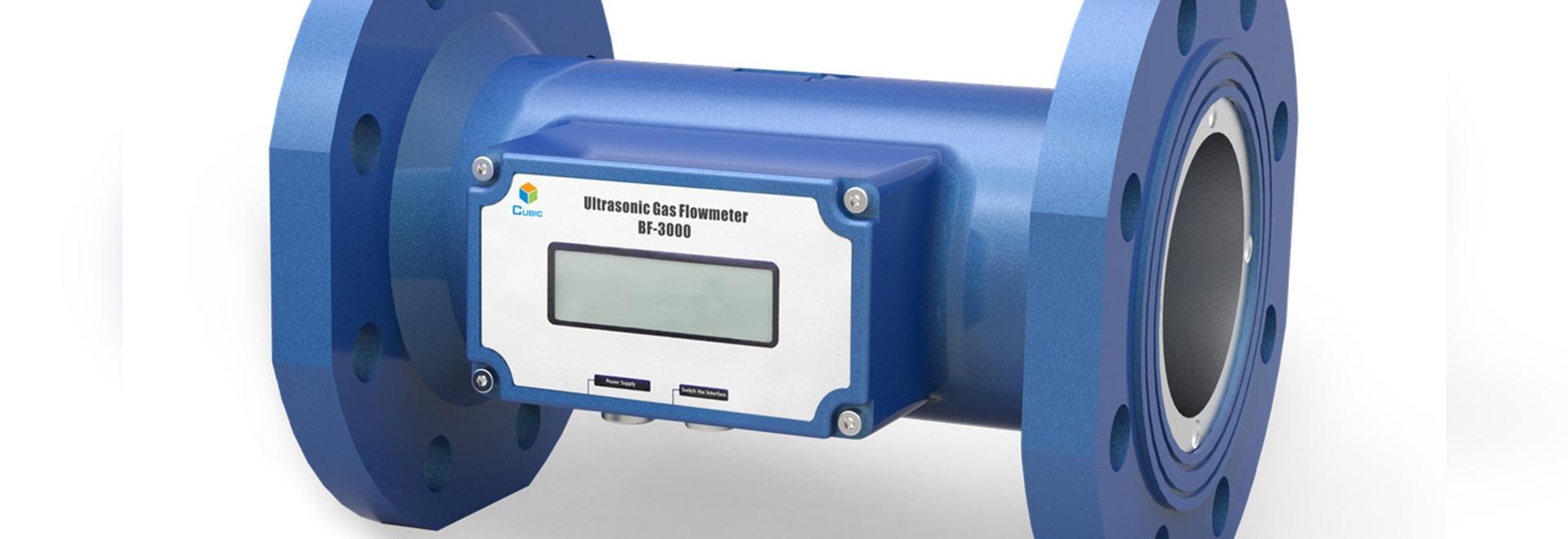 Ultrasonic Biogas Flowmeter--BF-3000