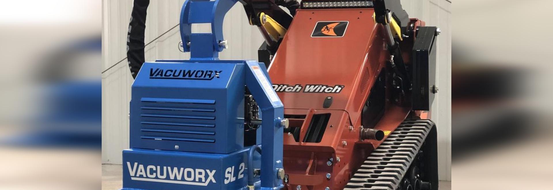 Vacuworx SL 2 Lifting System Improvements