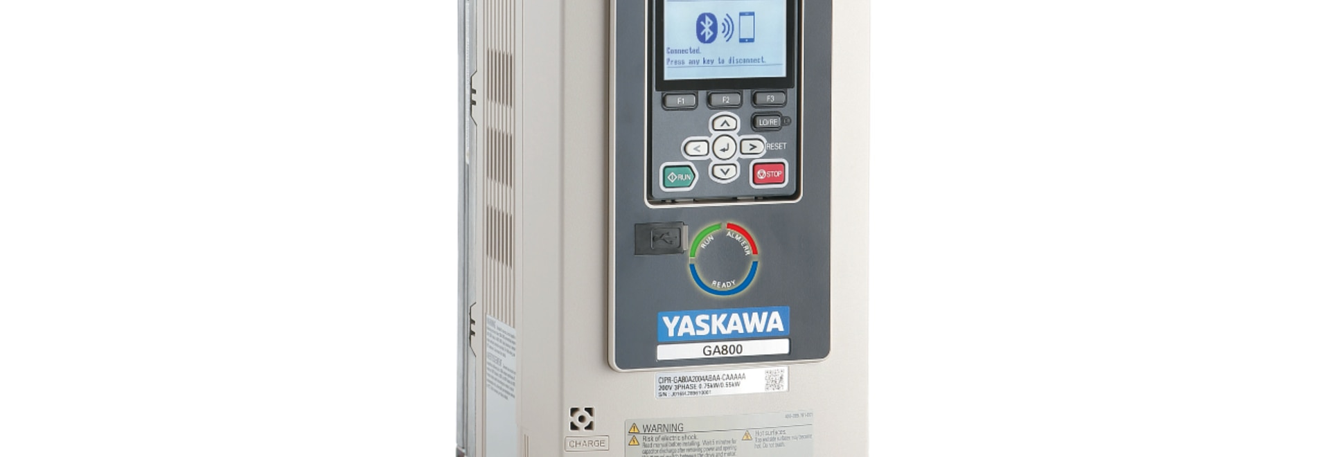 Variable-Speed Industrial Drive Handles to 600-hp Applications