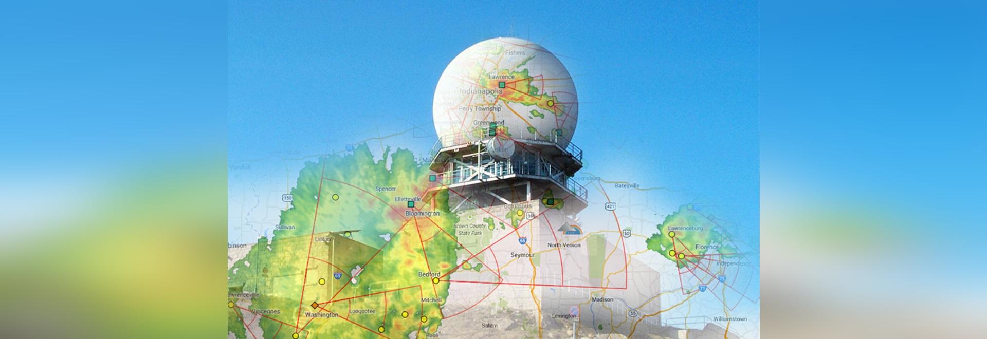 Weather Radar slip ring