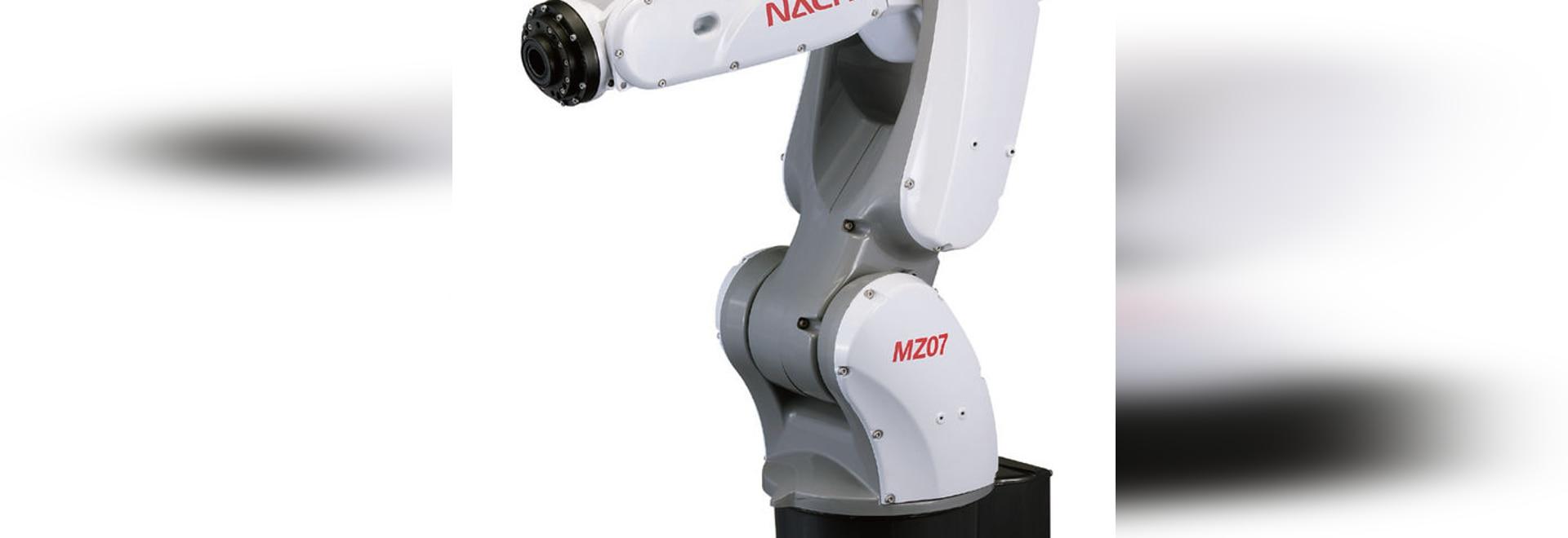 the World's Fastest Lightweight, Compact Robot - MZ07