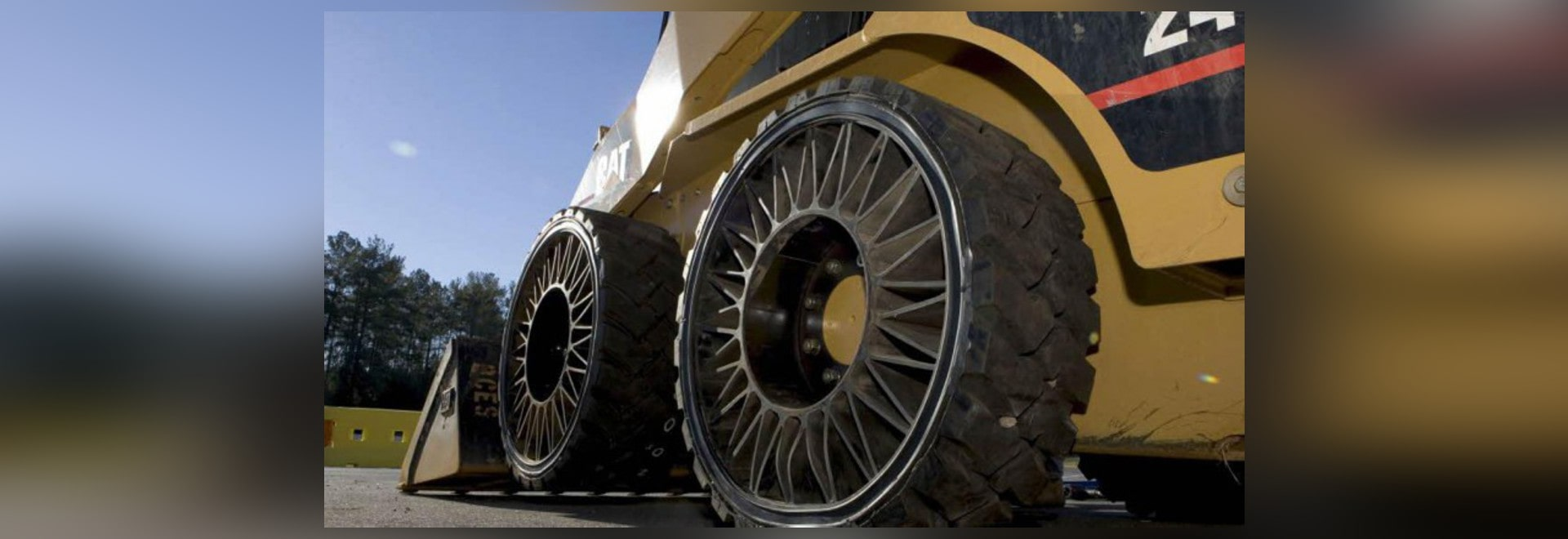 X tweel airless tires by michelin
