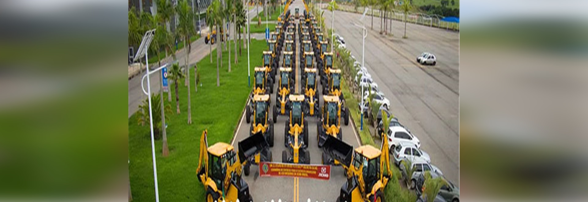 XCMG Brazil's Equipment into South American Mainstream Market