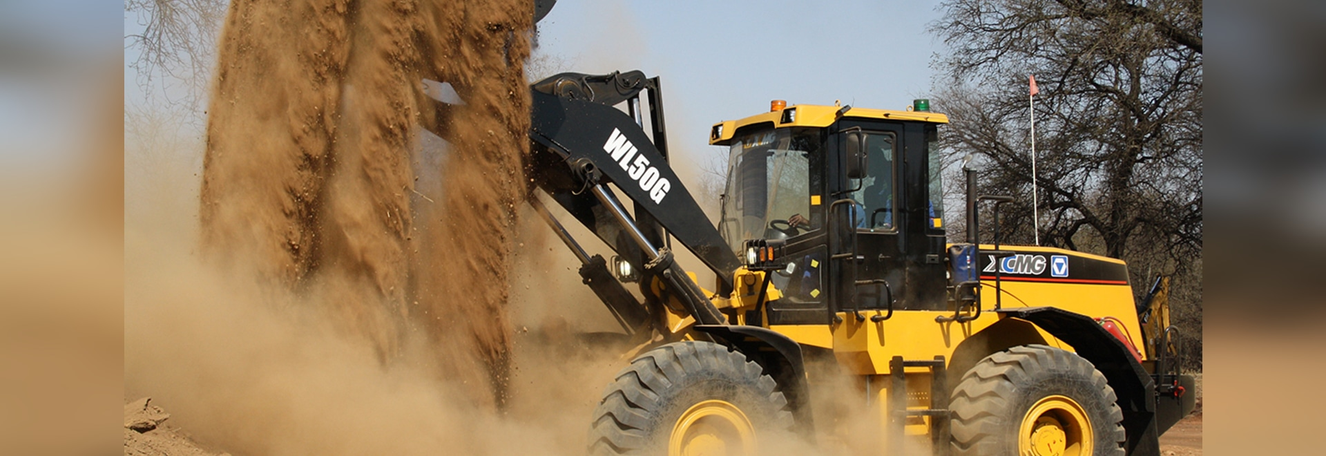 XCMG WL50G South Africa construction