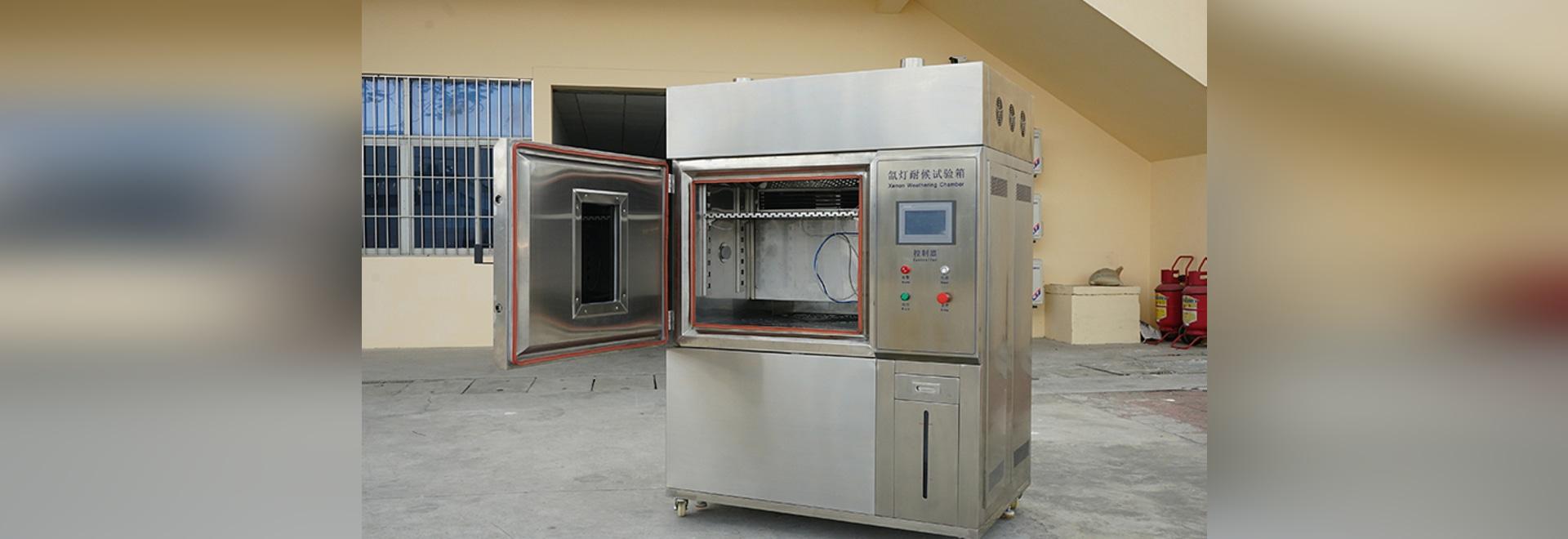 xenon aging testing chambers