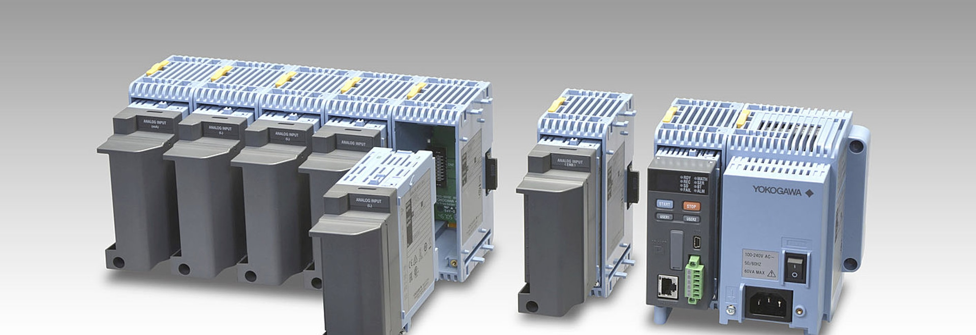 Yokogawa releases SMARTDAC+(R) GM data acquisition system