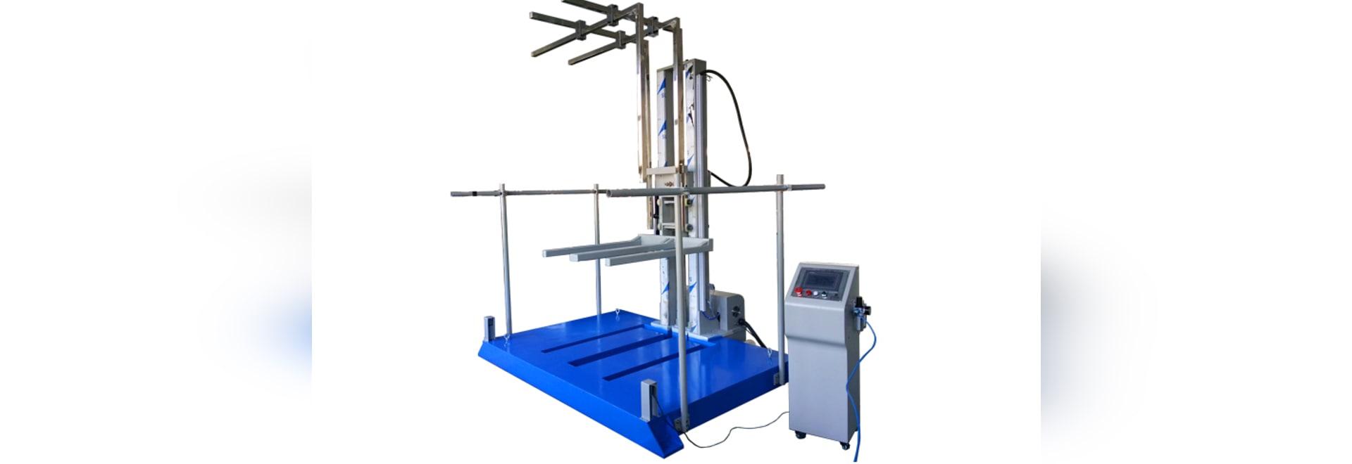 zero drop testing machine
