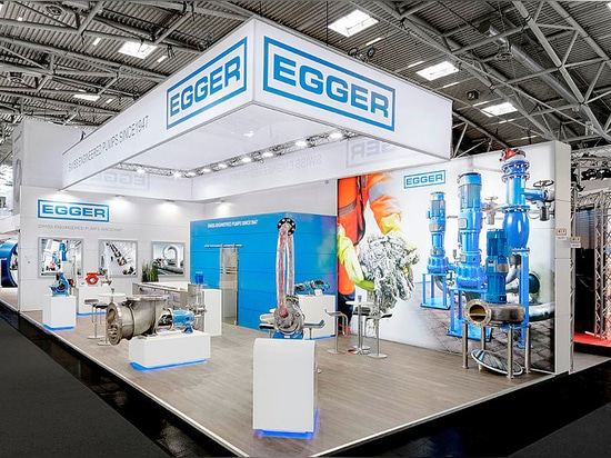 Egger at IFAT in Munich. Visit us in Hall A6.229