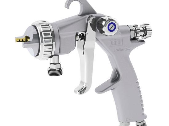 NEW: coating gun by Dürr