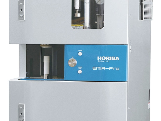 HORIBA Scientific Anounces New EMIA-Pro Carbon/Sulfur Analyzer