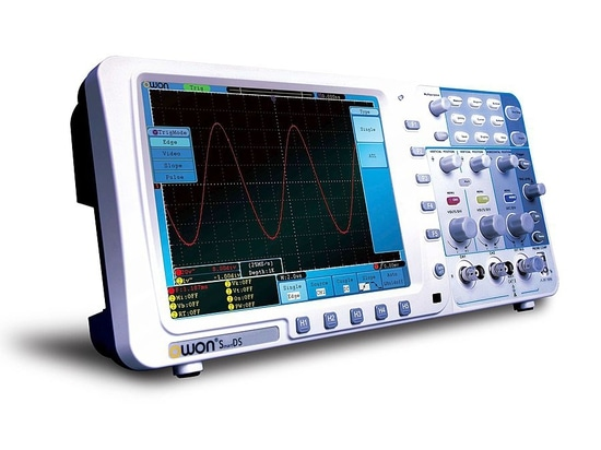 Battery-available Thin Digital Oscilloscope by Fujian Lilliput Optoelectronics Technology Co.,Ltd
