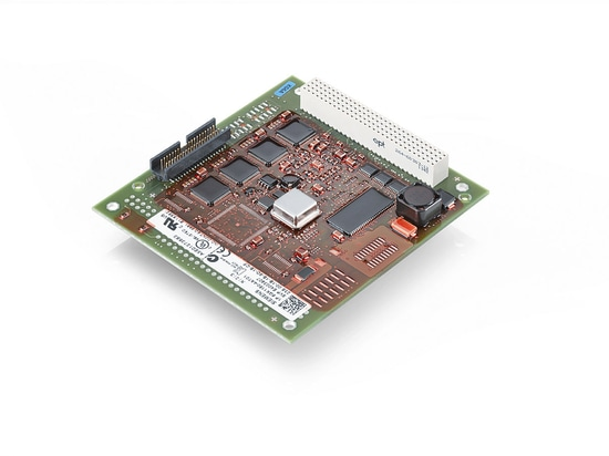 Profinet communication processor CP 1604 EEC for enhanced environmental conditions