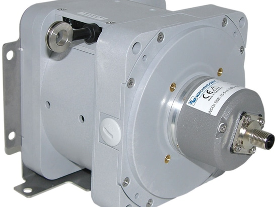 NEW: draw-wire displacement sensor by Wachendorff Automation GmbH & Co. KG