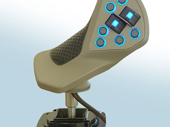 Tailor made joystick solutions with high ingress protection