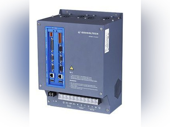 NEW: integrated motion controller by Googol Technology (HK) Ltd.