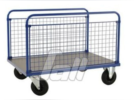 NEW: platform cart by SALL Srl