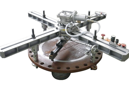 XP 1800 -  Portable Equipment for Facing Flanges and Valves