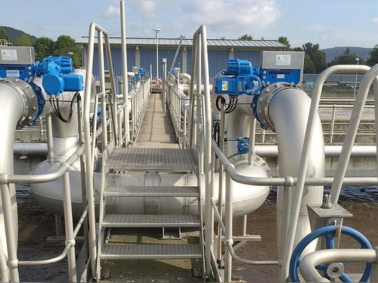 Energy cost savings with Iris® diaphragm control valves
