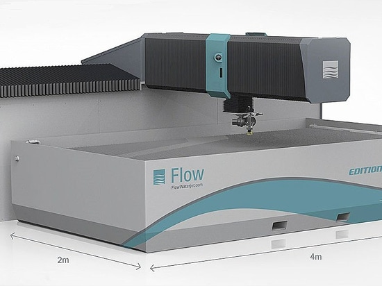 The world's most popular waterjet