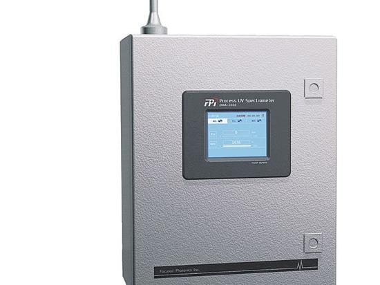 spectrum analyzer / NH3 / HCl / NO2
