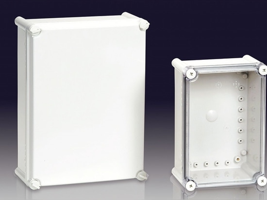 Screw cover type plastic enclosure(S series)
