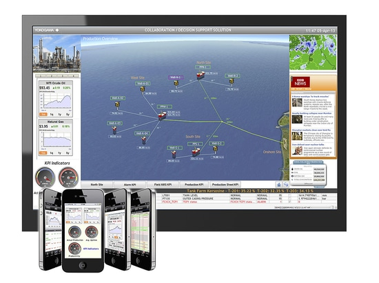 Yokogawa releases FAST/TOOLS(R) R10.02 web-based enterprise automation solution