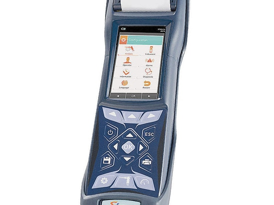 Automatic Data Logging For the E4500 Portable Emissions Analyzer