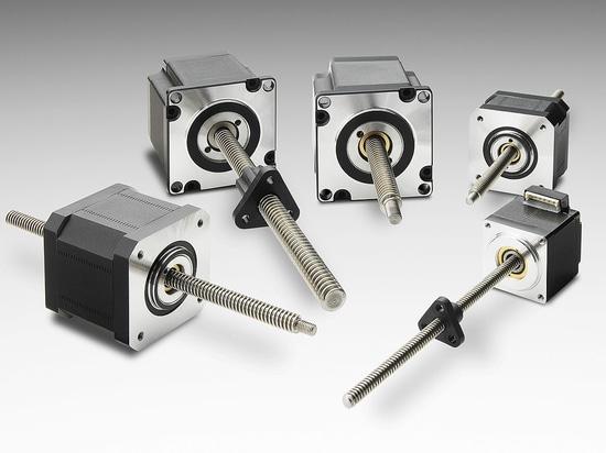 New Thomson Motorised Lead Screw Range Offers More Thrust, Smaller Footprint and Easier Maintenance