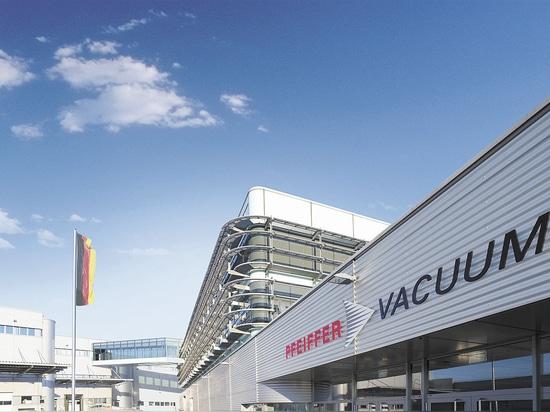 Pfeiffer Vacuum celebrates 125 years