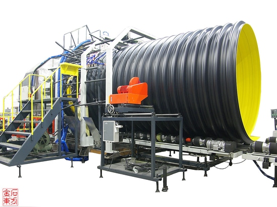 Innovated Steel Reinforced Corrugated Pipe