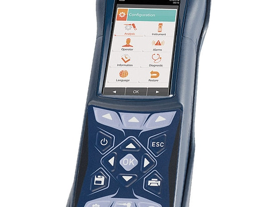 E4500 Hand-Held Combustion Gas & Emissions Analyzer