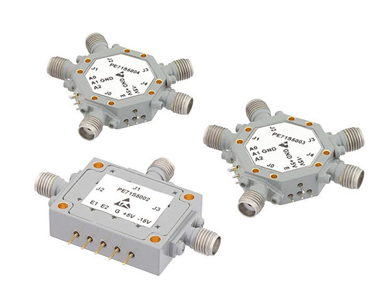 Pasternack Releases New High Isolation RF Switches
