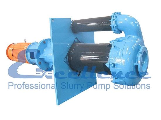 Good performance vertical slurry pump