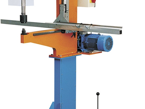 """Large portfolio of tools for perforating and punching from häwa for customers who still """"putter around"""" themselves"""