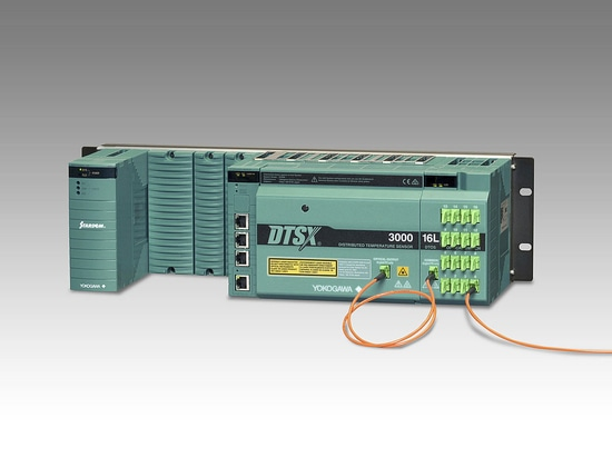 Yokogawa releases DTSX(R)3000 distributed temperature sensor