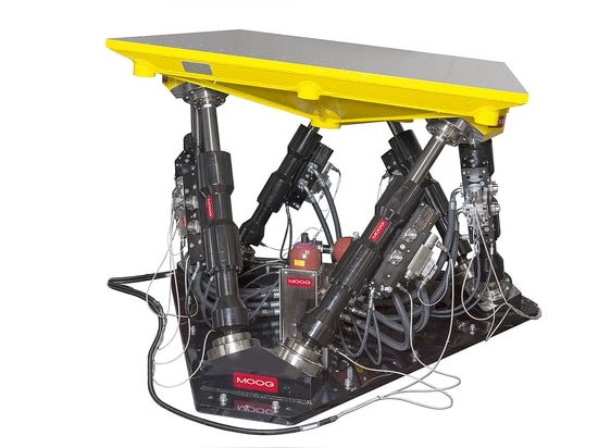 Thule Group Continues to Expand Safety and Performance Testing with One More Moog Simulation Table